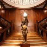 Titanic Grand Staircase Replica on Display at Henry Ford Museum – part 4 in a series