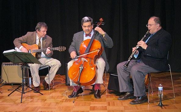 Royal Garden Trio