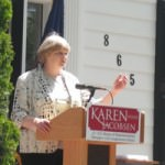 Karen Jacobsen, Republican Candidate, Officially Announces Campaign to Retire John Dingell