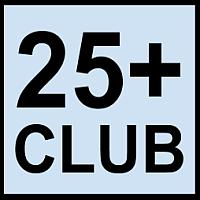 25 Plus Club