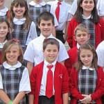 Divine Child 4th Graders