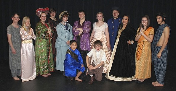 Edsel Ford High School - presents - the King and I