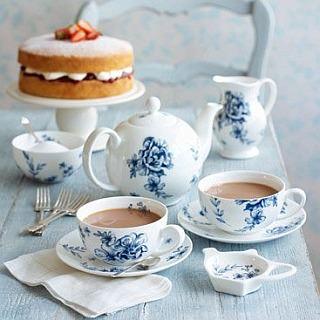 Tea Time - first lady's tea