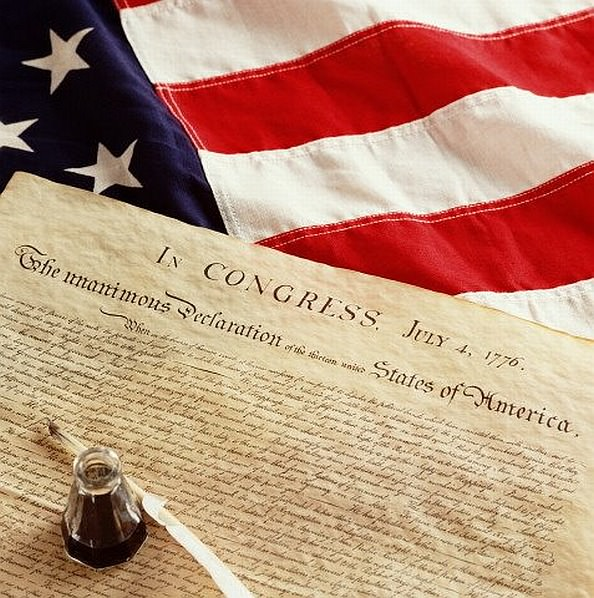 Declaration of Independence - July 4, 1776