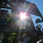 Spirit of Comics - Sept 2012 - Sculpture in Dearborn