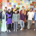 Local Students Will Design Mosaic Wall for New Rail Station