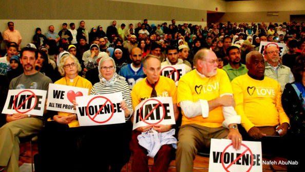 No Hate, No Violence