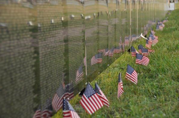 Wall That Heals - Vietnam Veterans Memorial