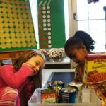 Montessori Center Partners with Gleaners Food Bank