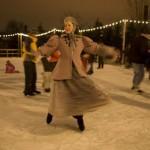 Walking In a Winter Wonderland at Greenfield Village