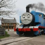 Thomas the Tank Engine at Greenfield Village