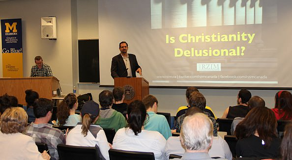 Abdu Murray - Is Christianity Delusional