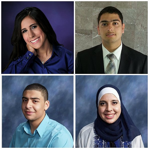 Dearborn area scholarship winners