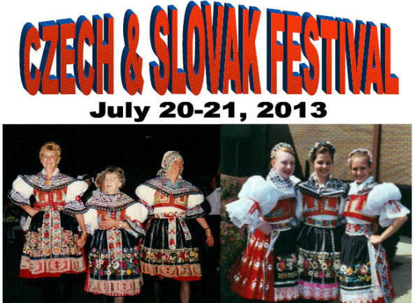 2013 Czech and Slovak Festival