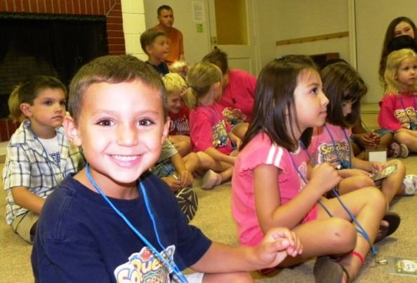 VBS at Cherry Hill Presbyterian  in Dearborn