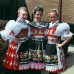 Czech Girl Dancers