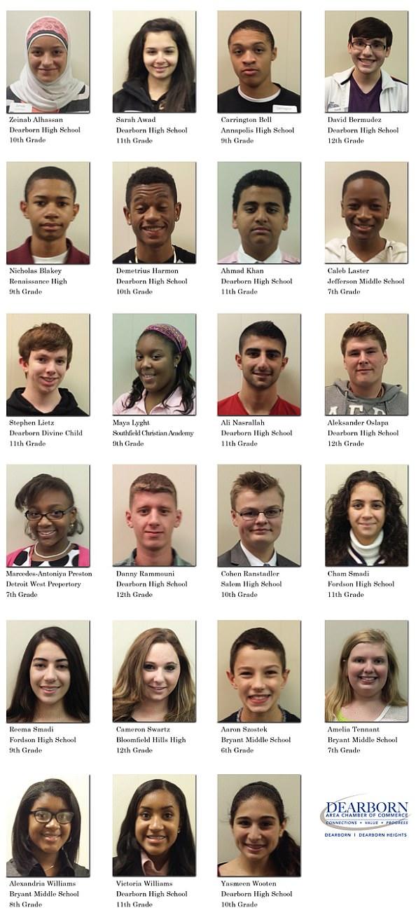 Dearborn Young Entrepreneurs Academy