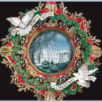 White House Ornament - Christmas 2013