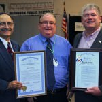 Superintendent Whiston Recognized by County, State