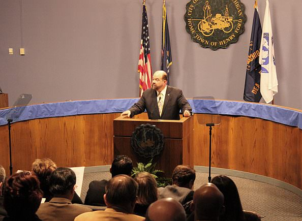 Mayor John B. O'Reilly, Jr. will deliver his annual State of the City Address