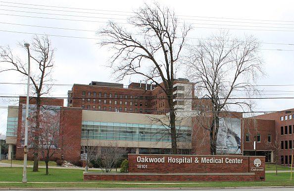 Oakwood Hospital in Dearborn, MI