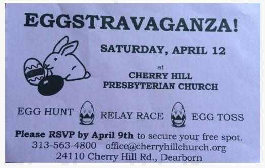 Eggstravganza
