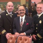 Dearborn's Firemen Remember Courageous First Responders