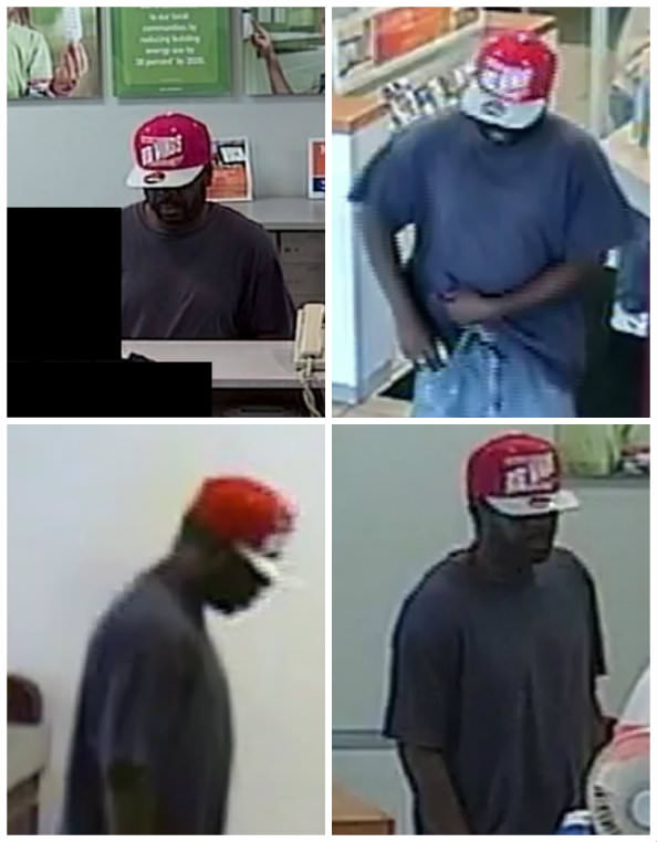 PNC Bank Robbery Suspect