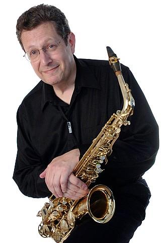 saxophonist Kenneth Radnofsky