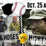 Dearborn Softball Game Will Benefit  Wounded Warriors