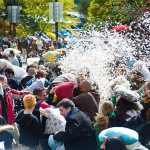 UM Dearborn to Host Pillow Fight Against Domestic Violence