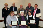 Dearborn Optimist Barry Hawthorne  Named 2014 Service Person of Year
