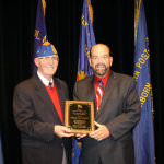 Leo Barrett Honored as Dearborn Veteran of the Year