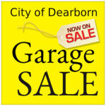 Old Dearborn City Hall – Garage Sale – Nov. 15, 2014