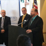 "Dearborn Mayor John B. O'Reilly, Jr. and Dearborn Heights Mayor Daniel S. Paletko will address local business and community members and leaders at the Dearborn Area Chamber of Commerce's annual ""A Tale of Our Cities"" Business Builder Series luncheon on Tuesday, January 13, 2015 from 11:30 am – 1:30 pm at The Fairlane Club in Dearborn. Both mayors will give a business recap of 2014 and a brief forecast for the upcoming year."
