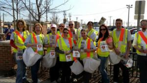 Mutt Strut Street Coll Volunteers